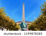 strasbourg  france   september... | Shutterstock . vector #1199878285