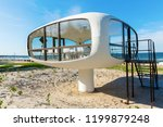 binz  germany   may 09  2018 ... | Shutterstock . vector #1199879248