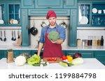 vegetarian diet concept.... | Shutterstock . vector #1199884798