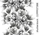 abstract elegance seamless... | Shutterstock .eps vector #1199937388