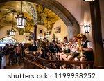 munich  bavaria   germany  ... | Shutterstock . vector #1199938252