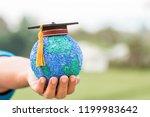 education world knowledge ideas.... | Shutterstock . vector #1199983642