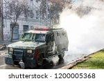 santiago  chile   july 14  2011 ... | Shutterstock . vector #1200005368