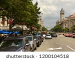 washington  dc   june 02  2018  ... | Shutterstock . vector #1200104518