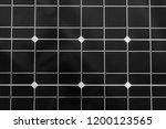 solar panel texture  ... | Shutterstock . vector #1200123565