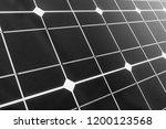 solar panel texture  ... | Shutterstock . vector #1200123568