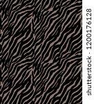 zebra skin pattern texture.... | Shutterstock . vector #1200176128