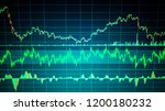 stock market and other finance... | Shutterstock . vector #1200180232