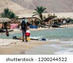 sinai egypt october 6  2018... | Shutterstock . vector #1200244522