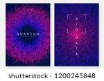 artificial intelligence... | Shutterstock .eps vector #1200245848