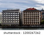 jeneva  switzerland   sep 22 ... | Shutterstock . vector #1200267262