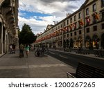 jeneva  switzerland   sep 22 ... | Shutterstock . vector #1200267265