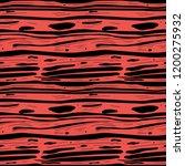 hand drawn rad slime  blood ... | Shutterstock .eps vector #1200275932