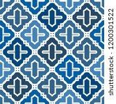 oriental traditional pattern.... | Shutterstock .eps vector #1200301522