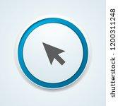 mouse button illustration | Shutterstock .eps vector #1200311248
