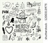 Christmas Doodle Collection....