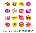 sale banner templates design.... | Shutterstock .eps vector #1200315235