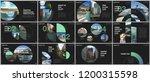 minimal presentations design ... | Shutterstock .eps vector #1200315598