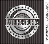 bathing trunks silvery emblem...   Shutterstock .eps vector #1200336598