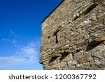 old stone barn in the yorkshire ... | Shutterstock . vector #1200367792