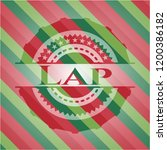 lap christmas colors style... | Shutterstock .eps vector #1200386182