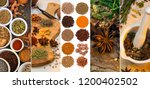 page header.  a selection... | Shutterstock . vector #1200402502