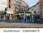 berlin  germany  march 11  2018 ...   Shutterstock . vector #1200438475
