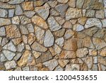 texture of an abstract stone... | Shutterstock . vector #1200453655
