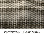 abstract corrugated wattled... | Shutterstock . vector #1200458032