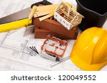 building and construction... | Shutterstock . vector #120049552