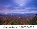 Skyline Of Luray  Virginia From ...