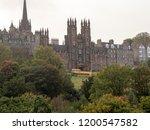 edinburgh  scotland   september ... | Shutterstock . vector #1200547582