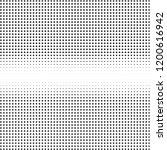 halftone of halftone dots on... | Shutterstock .eps vector #1200616942