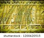 Railway or railroad tracks for...