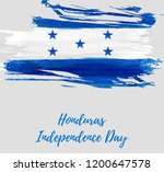 honduras independence day... | Shutterstock .eps vector #1200647578