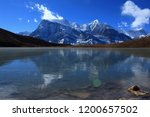 a clear picture of the high... | Shutterstock . vector #1200657502