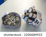 car disassembled air... | Shutterstock . vector #1200684922