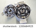 car disassembled air... | Shutterstock . vector #1200684925
