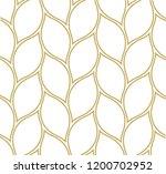ornamental seamless pattern.... | Shutterstock . vector #1200702952