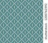 oriental traditional pattern.... | Shutterstock .eps vector #1200762592