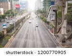 traffic camera observes... | Shutterstock . vector #1200770905