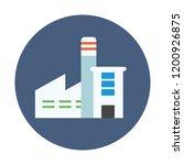 home building vector icon   Shutterstock .eps vector #1200926875