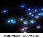 magic background of twinkling... | Shutterstock . vector #1200951688