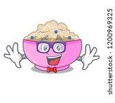 geek traditional porridge rice... | Shutterstock .eps vector #1200969325