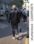 milano  italy  september 21 ... | Shutterstock . vector #1200992875