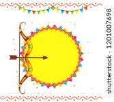 illustration poster or banner... | Shutterstock .eps vector #1201007698