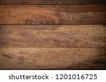 old vintage wood background | Shutterstock . vector #1201016725