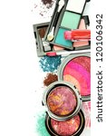 beautiful decorative cosmetics  ... | Shutterstock . vector #120106342