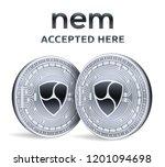 nem. accepted sign emblem.... | Shutterstock .eps vector #1201094698