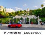 haifa  israel   june 17  2018 ...   Shutterstock . vector #1201184008